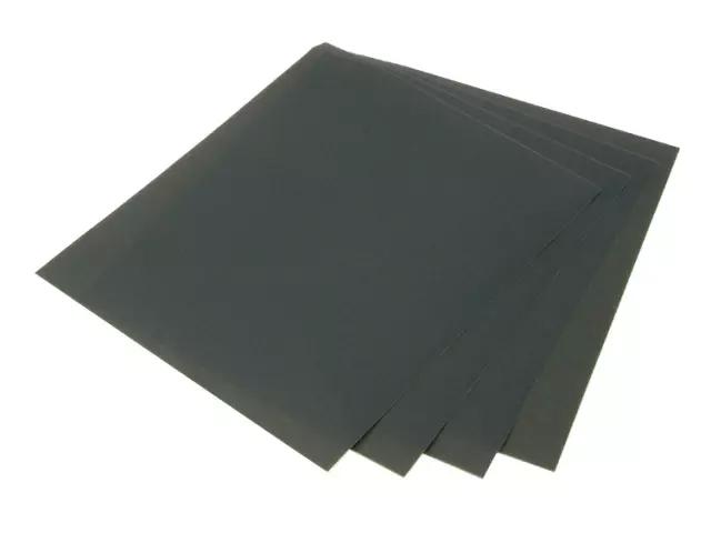 FAITHFULL WET & DRY PAPER SANDING SHEETS 230 X 280MM A1200 PACK OF 25