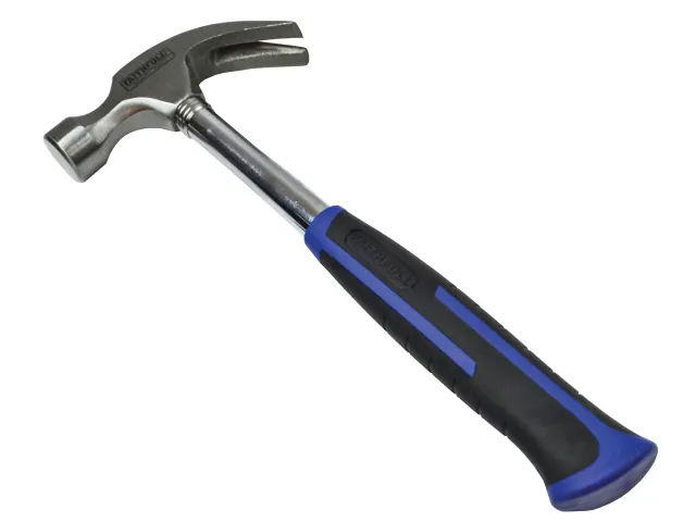 FAITHFULL CLAW HAMMER STEEL SHAFT 454G (16OZ)