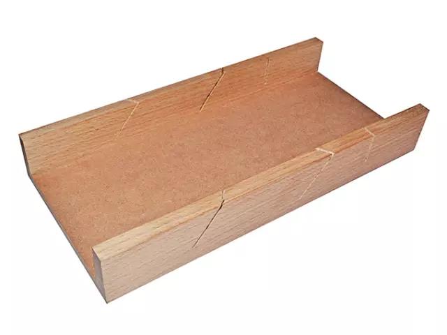 FAITHFULL COVING MITRE BOX 127MM