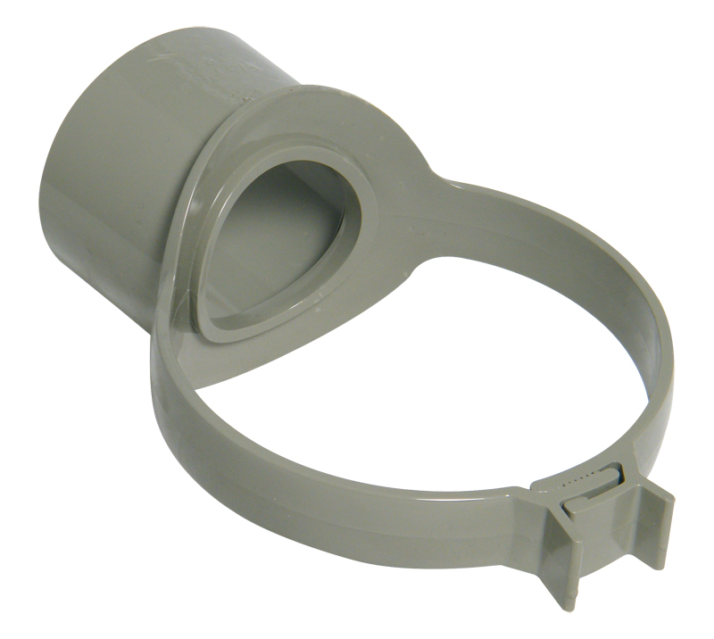 FLOPLAST SS319G STRAP BOSS 110MM SOLV SOIL OLIVE GREY