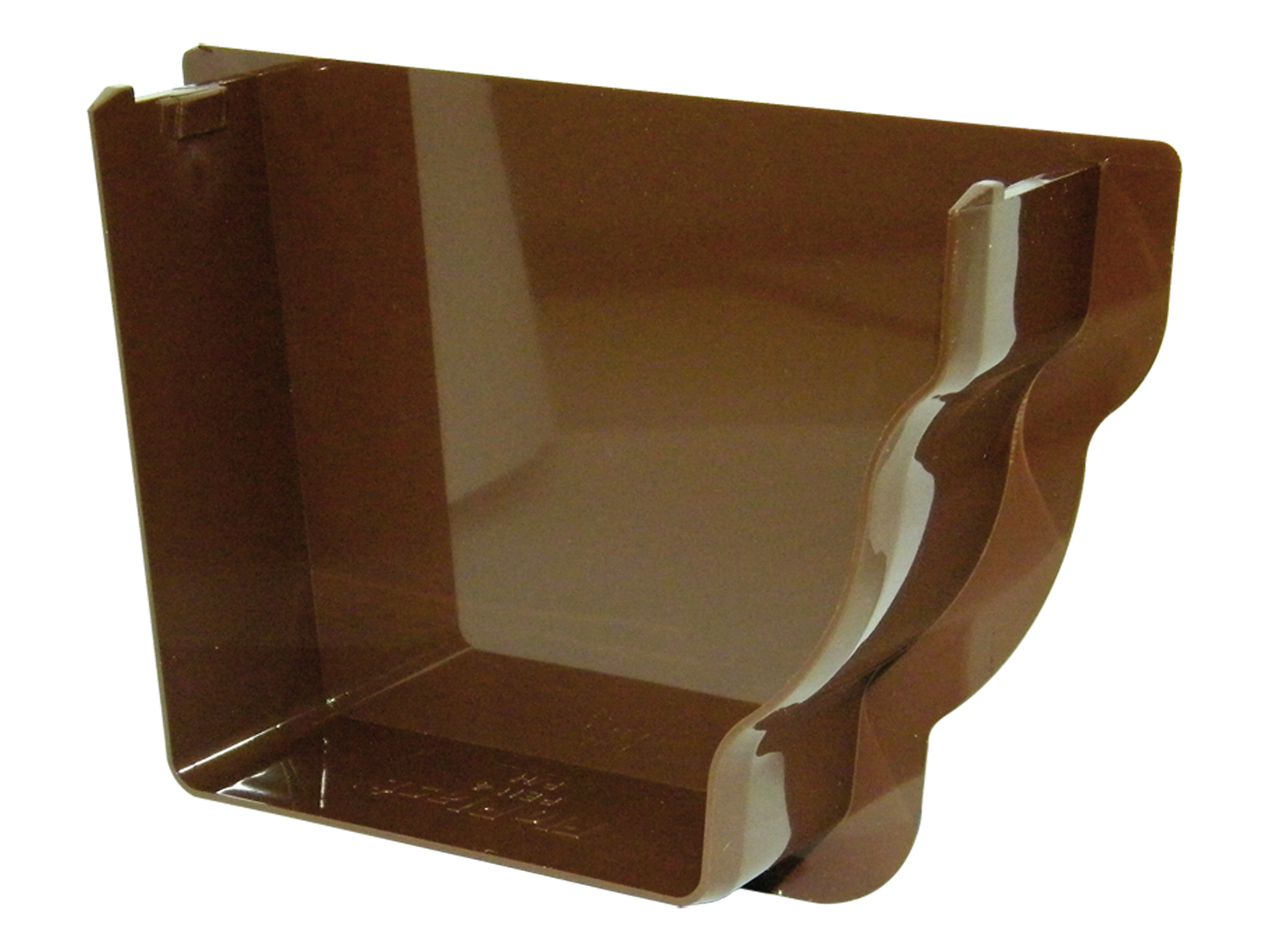FLOPLAST REN4BR  NIAGARA -  RIGHT HAND INTERNAL STOPEND - BROWN