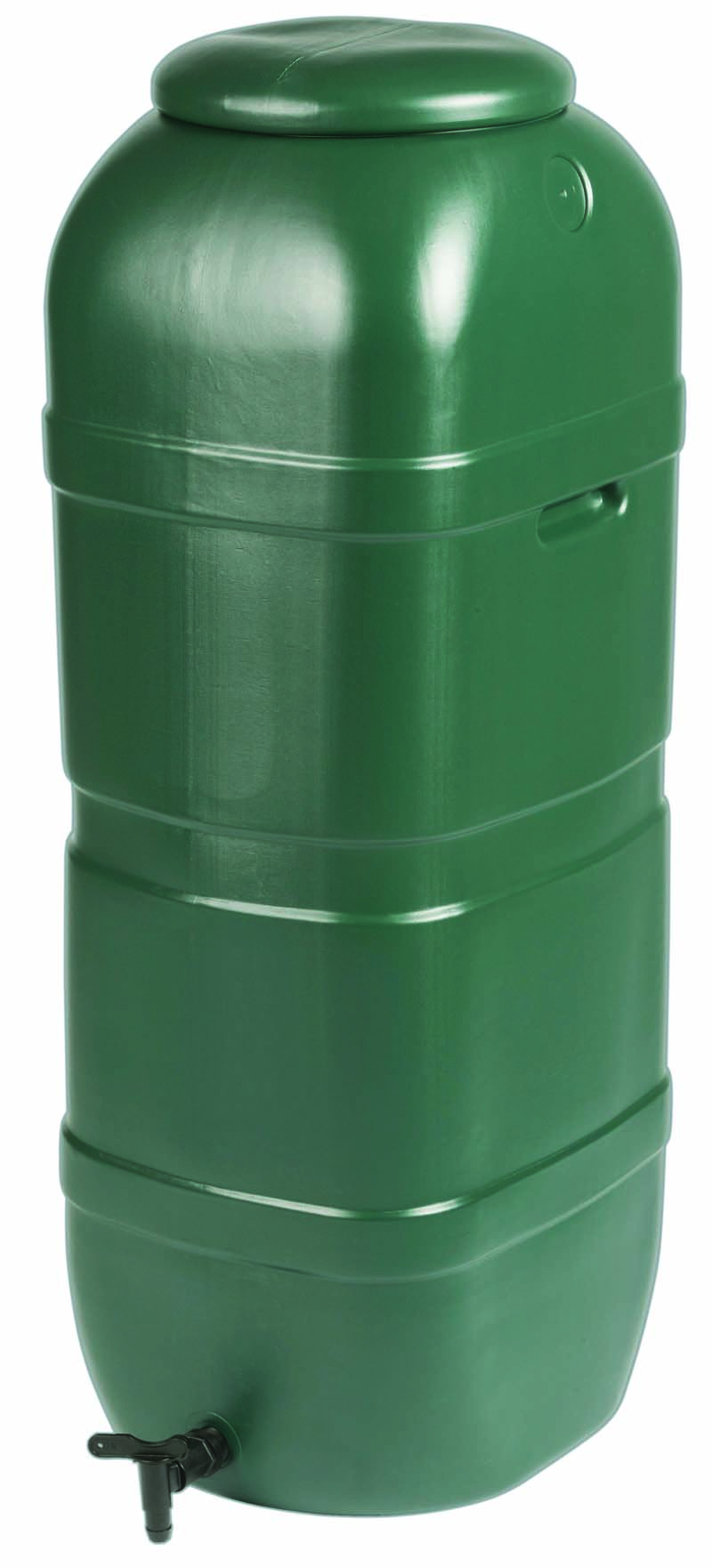 FLOPLAST 100 LITRE SLIM WATER BUTT ONLY - WB100