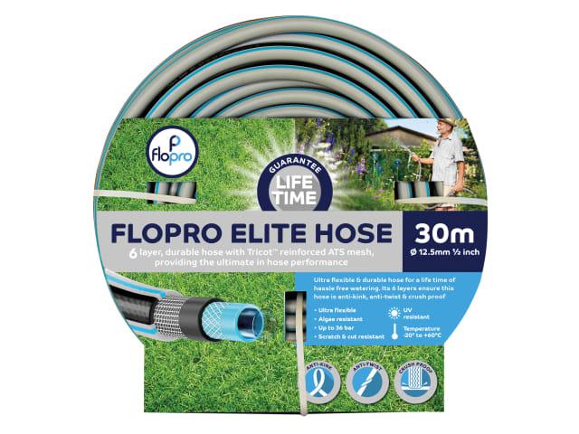 FLOPRO ELITE HOSE 30M 12.5MM (1/2IN) DIAMETER