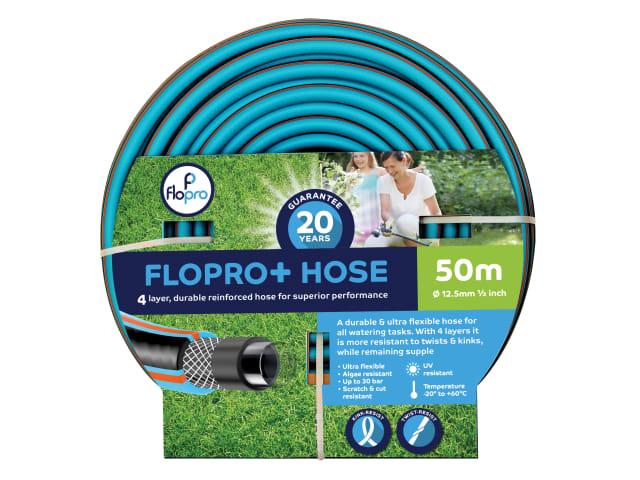 FLOPRO PLUS HOSE 50M 12.5MM (1/2IN) DIAMETER