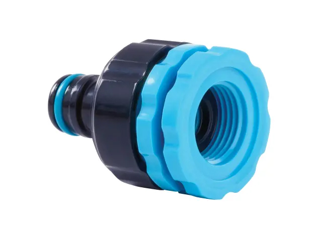 FLOPRO TRIPLE FIT OUTSIDE TAP CONNECTOR 12.5MM (1/2IN)