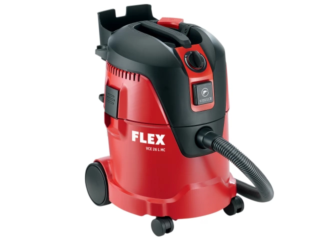 FLEX VCE 26 L MC SAFETY WET AND DRY VACUUM CLEANER 1250W 110V