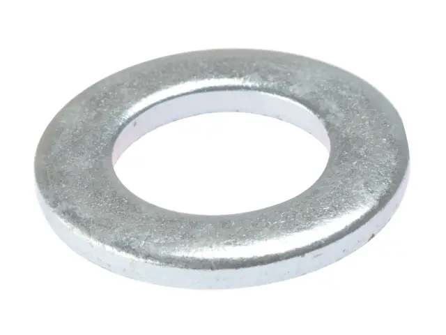FORGEFIX FLAT WASHER HEAVY DUTY ZP M8 (PK100) - 100HDWASH8