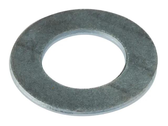 Forgefix Flat Penny Washers ZP M12 x 25mm (Pk10) - 10PENY12