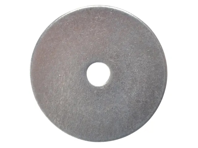 FORGEFIX FLAT REPAIR WASHERS ZP M6 X 40MM (PK6) - 10REPWASH640