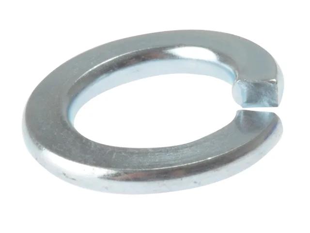 Forgefix Spring Washers ZP M10 (Pk100) - 100SW10