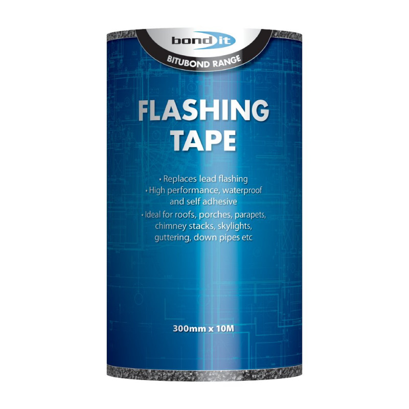 BOND IT FLASHING TAPE 300MM X 10M BDF006