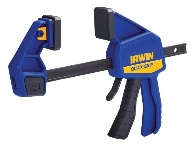 IRWIN QUICK CHANGE BAR CLAMP 150MM (6IN) - T1056QCEL7