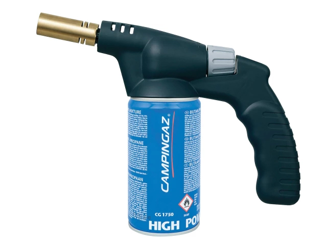 Campingaz TH2000 Handy Blowlamp with Gas - Fine Flame