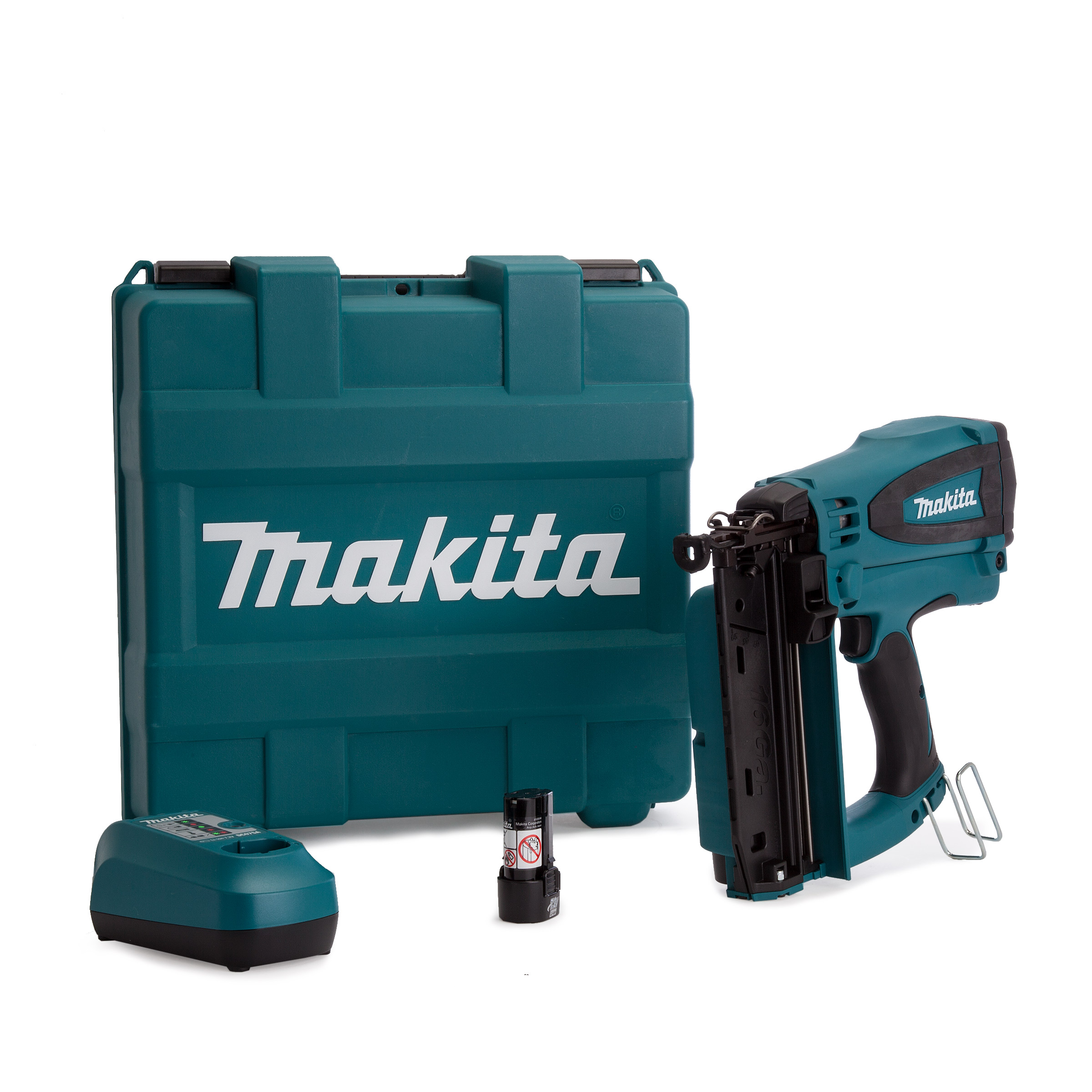 MAKITA 7.2V 2ND FIX FINISHING GAS NAIL GUN - GF600SE