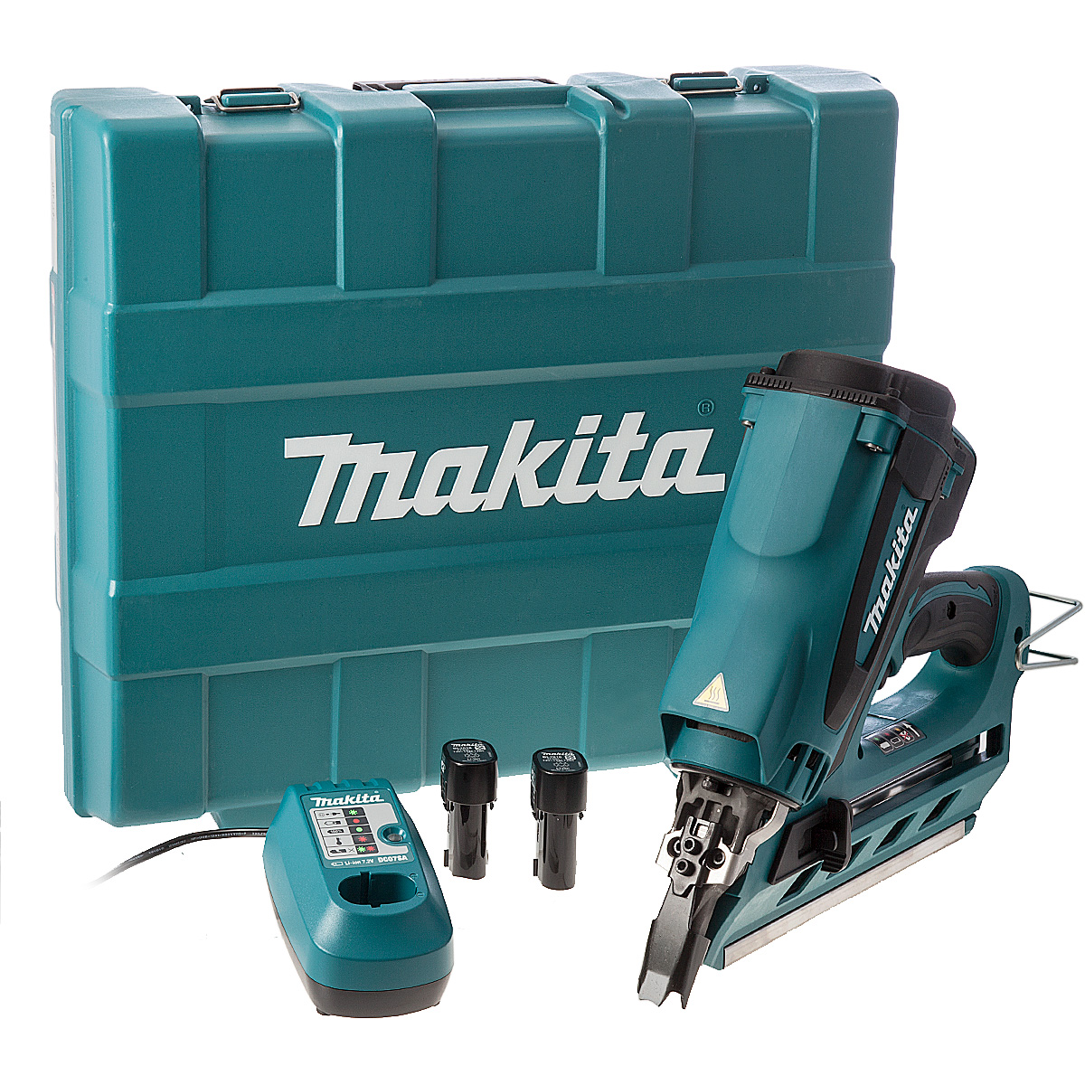 MAKITA 7.2V 1ST FIX FRAMING GAS NAIL GUN - GN900SE
