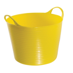 GORILLA TUB SMALL 14 LITRE - YELLOW