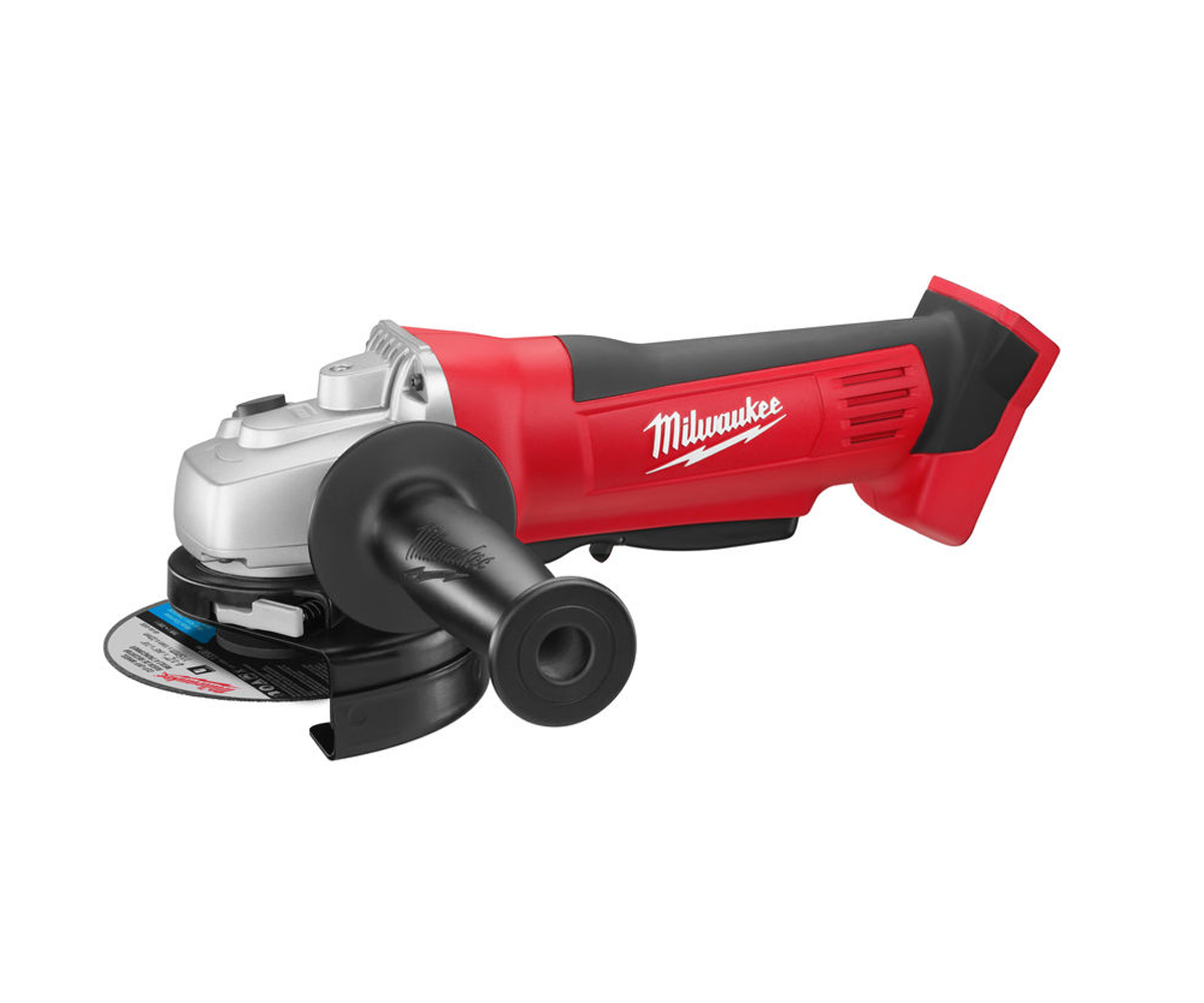 MILWAUKEE 18V HEAVY DUTY 115MM ANGLE GRINDER - HD18AG115 - BODY ONLY