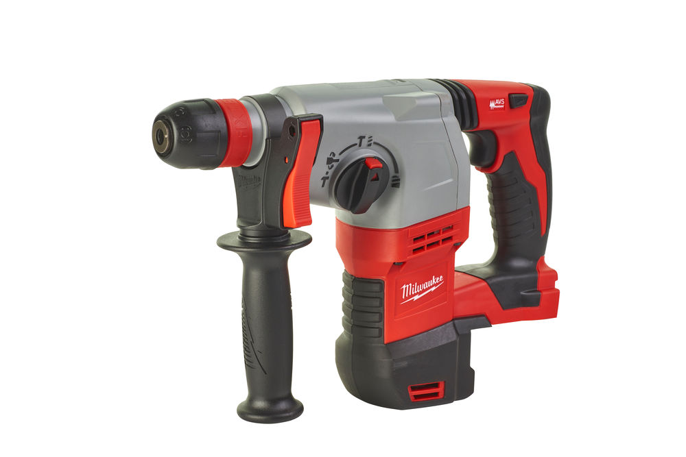 Milwaukee HD18HX 18V Brushed 3-Mode SDS Plus Hammer - Body Only