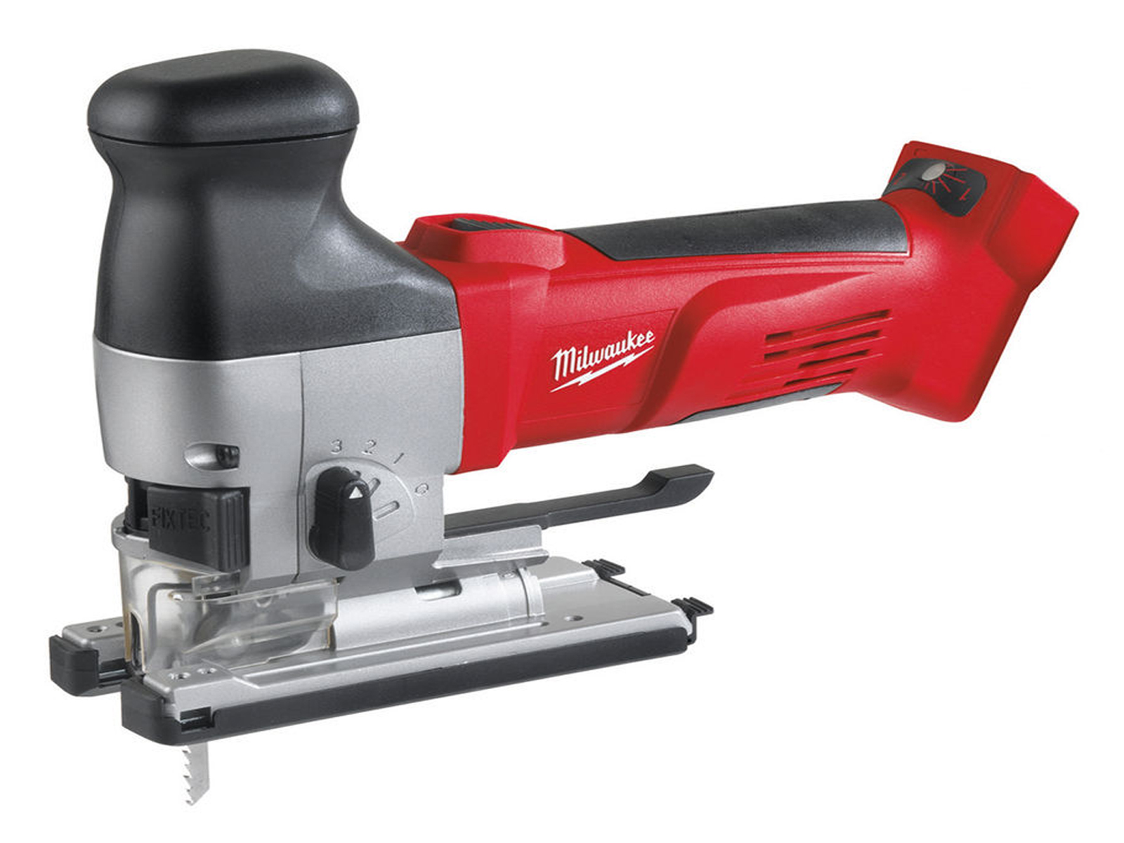 MILWAUKEE HD18JSB 18V HEAVY-DUTY BODY GRIP JIGSAW - BODY ONLY