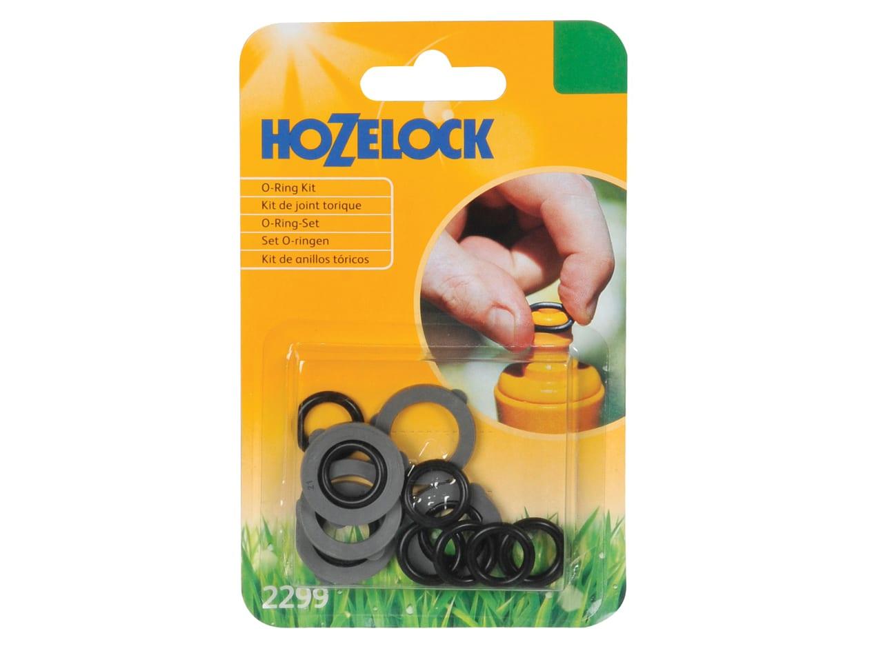 HOZELOCK 2299 O-RING PACK (10 O RING + 5 WASHERS)