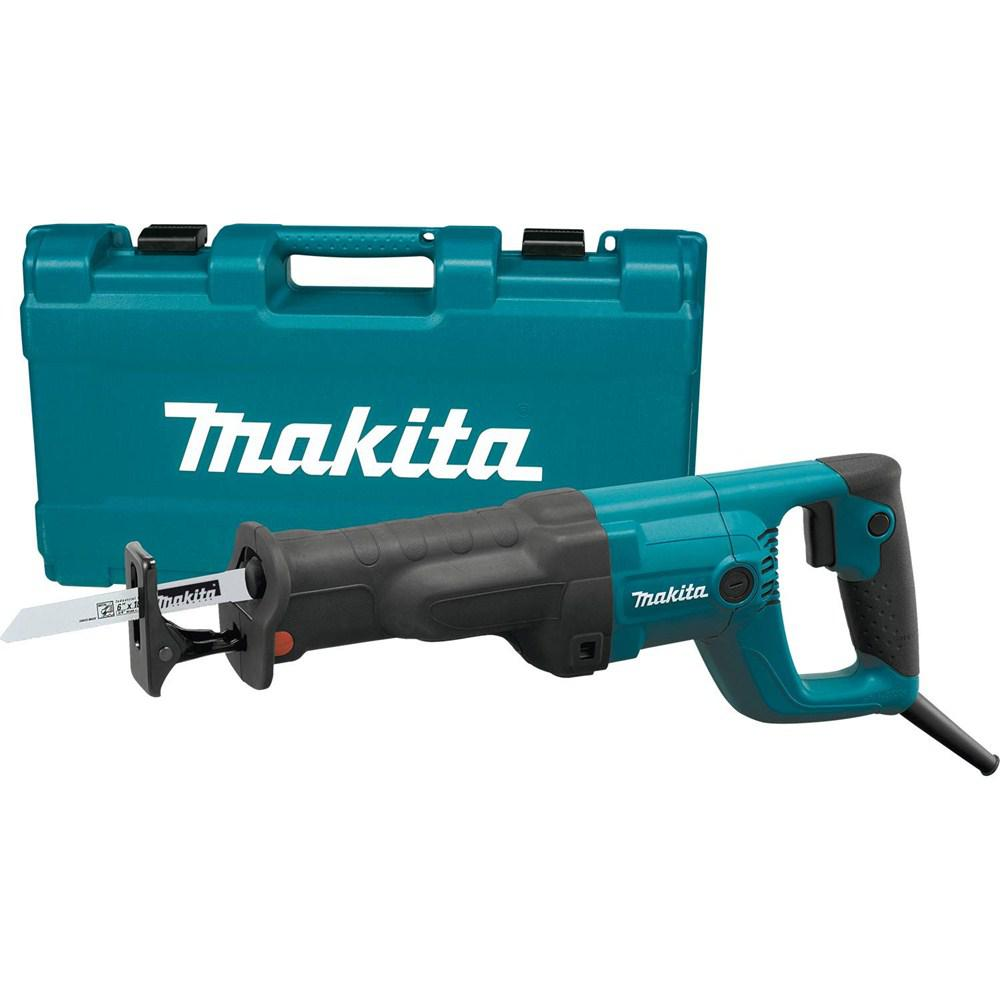 Makita JR3050T 240V Reciprocating Saw - Variable Speed Control and Double Insulation