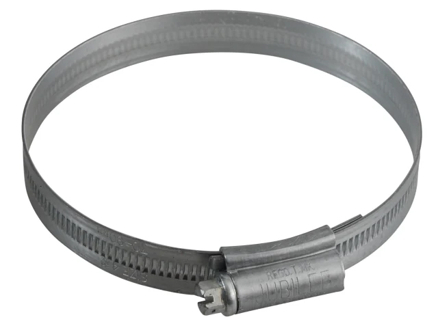 JUBILEE 4X ZINC PROTECTED HOSE CLIP 70 - 90MM (2.3/4 - 3.1/2IN)