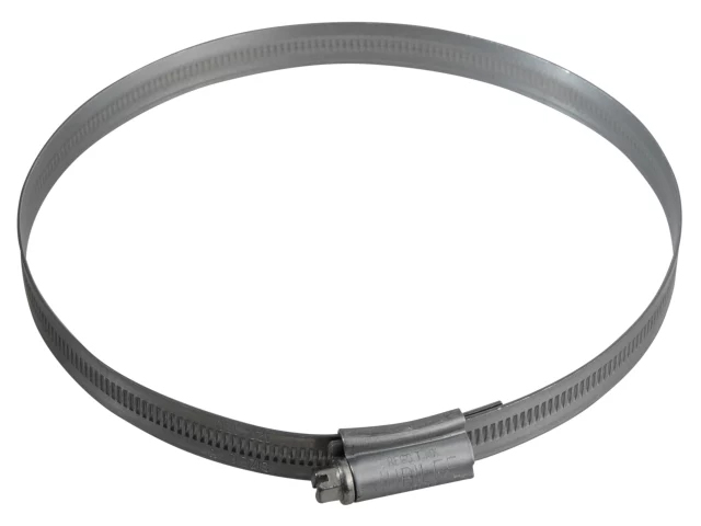 JUBILEE 6X ZINC PROTECTED HOSE CLIP 120 - 150MM (4.3/4 - 5.7/8IN)