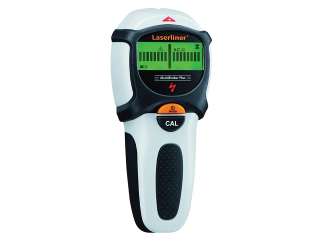 LASERLINER MULTI FINDER PLUS - UNIVERSAL WALL SCANNER