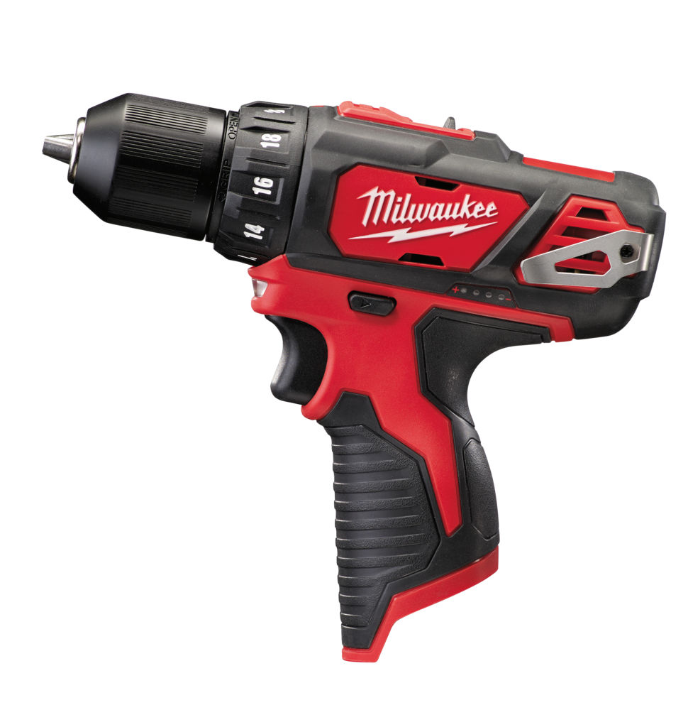MILWAUKEE M12BDD 12V BRUSHED DRILL DRIVER - BODY ONLY