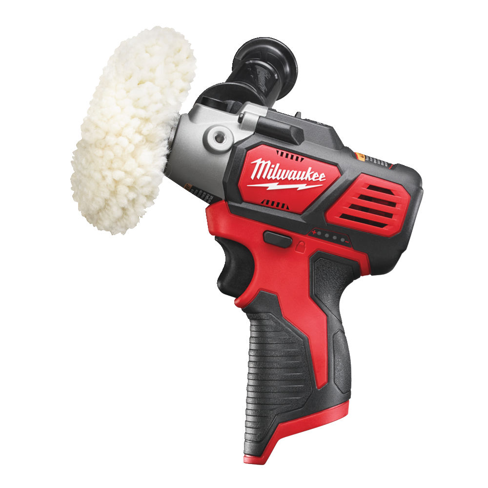 MILWAUKEE M12BPS 12V SUB COMPACT POLISHER / SANDER (NAKED - NO BATTERIES OR CHARGER)