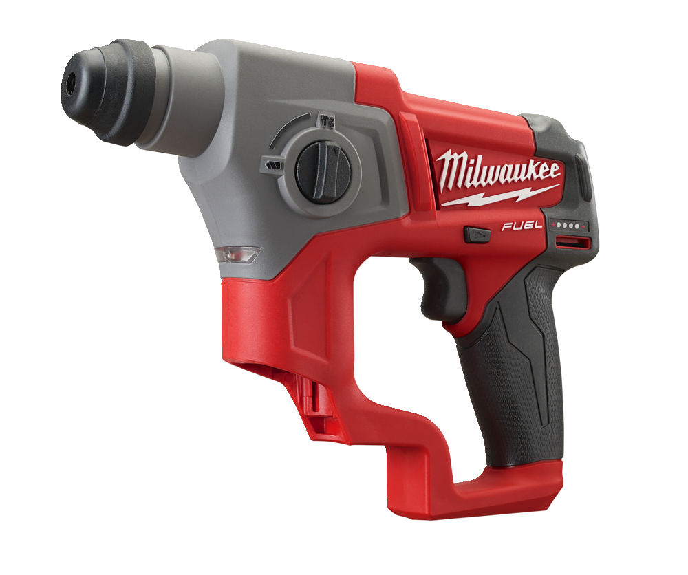 MILWAUKEE 12V FUEL SDS 2 MODE HAMMER -  M12CH - MACHINE ONLY