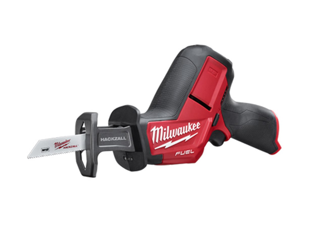 Milwaukee M12CHZ 12V Fuel Sub Compact Hackzall (Reciprocating Saw) - Body Only