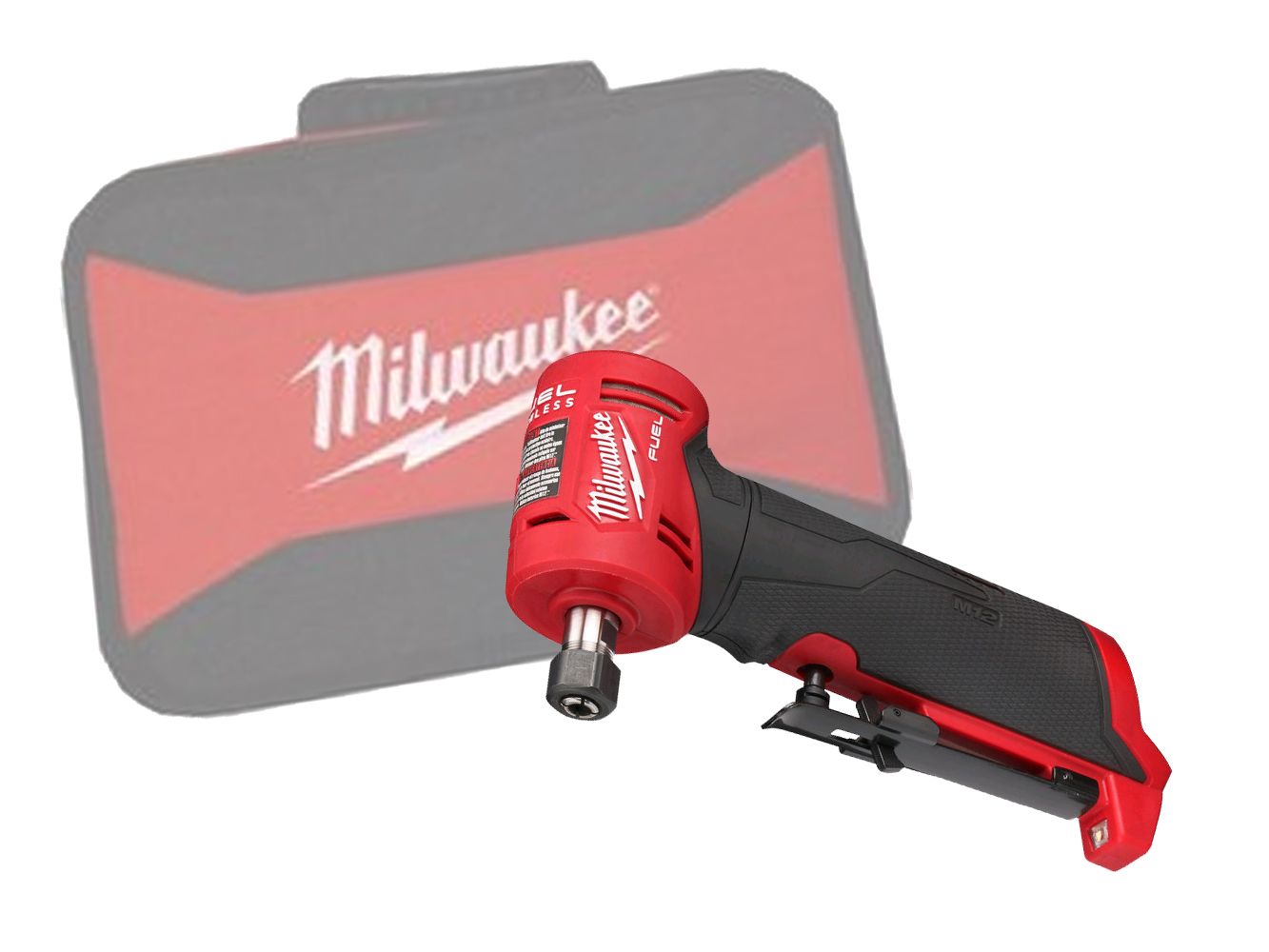 Milwaukee M12FDGA 12V Fuel Brushless Angled Die Grinder - Body Only