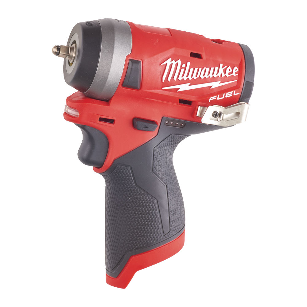 "MILWAUKEE 12V FUEL COMPACT IMPACT WRENCH 1/4"" - M12FIW14 - BODY ONLY"