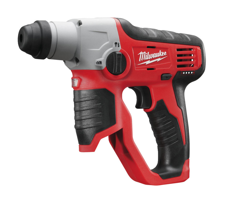 MILWAUKEE M12H 12V COMPACT SDS 2 MODE HAMMER - MACHINE ONLY