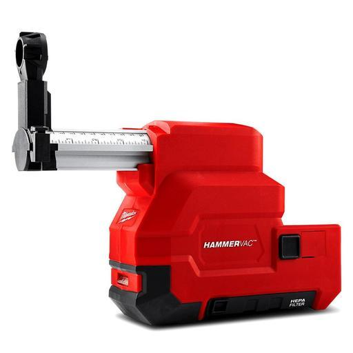 Milwaukee M18-28CPDEX 18V SDS+ Dust Extractor Addon - M18 & M28 - Body Only