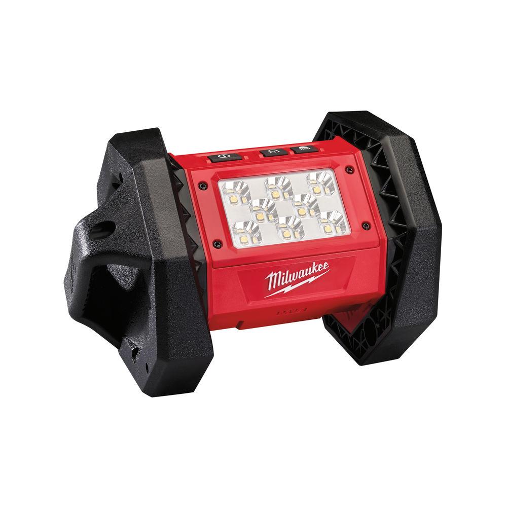 MILWAUKEE 18V LED AREA LIGHT 1500 LUMENS - M18AL - BODY ONLY