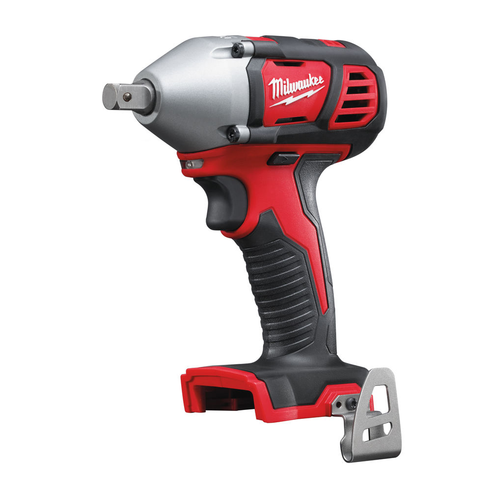 """MILWAUKEE 18V BRUSHED IMPACT WRENCH 1/2"""" - M18BIW12 - BODY ONLY"""