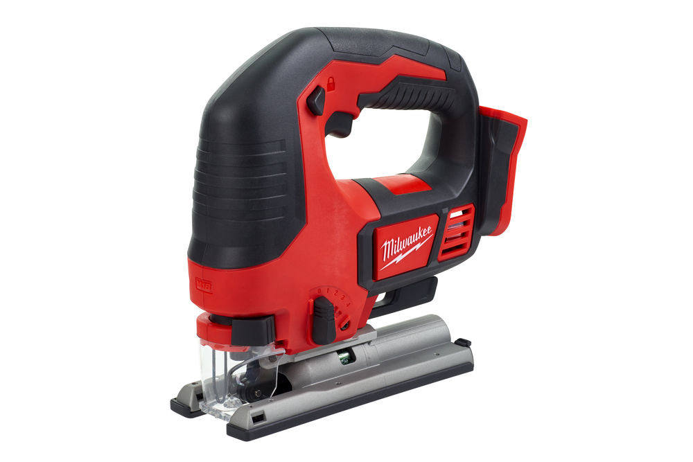 MILWAUKEE M18BJS 18V HEAVY-DUTY TOP HANDLE JIGSAW - BODY ONLY