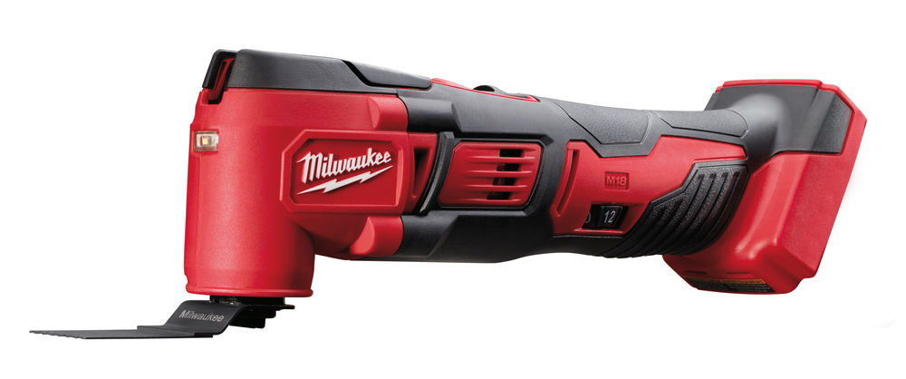 MILWAUKEE 18V BRUSHED QUICK-RELEASE MULTI TOOL - M18BMT - BODY ONLY