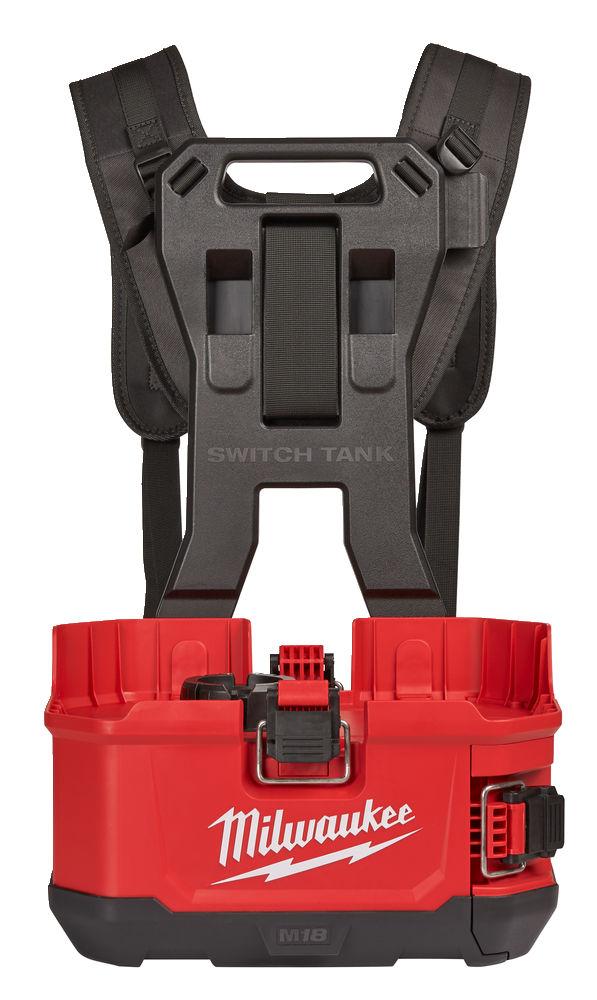Milwaukee M18BPFPH 18V Switch Tank Backpack Fluid Pump Sprayer - Body Only
