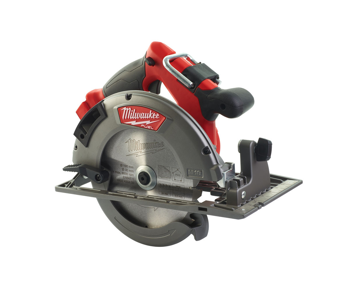 MILWAUKEE 18V FUEL BRUSHLESS 190MM CIRCULAR SAW - M18CCS66 - BODY ONLY