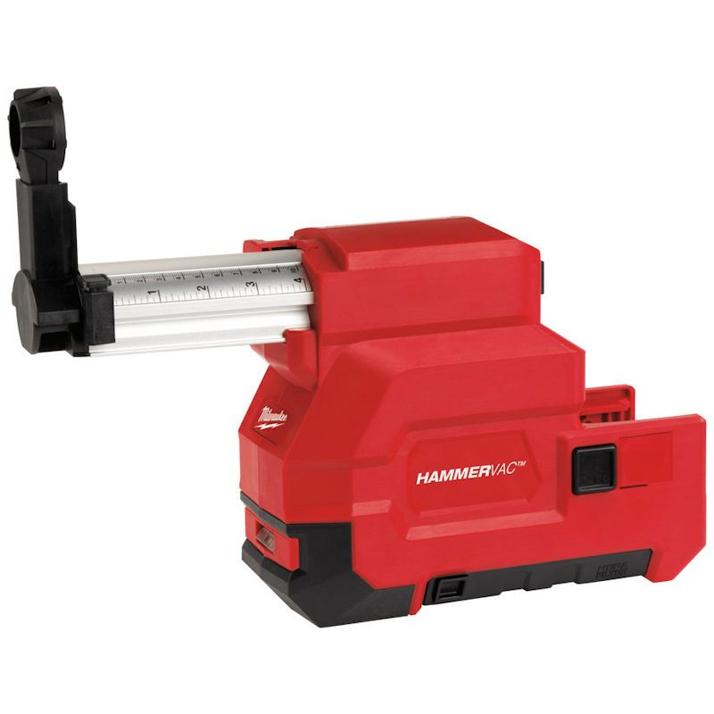 Milwaukee M18CDEX 18V Fuel Brushless M18CHX SDS+ Dust Extractor Addon - Body Only