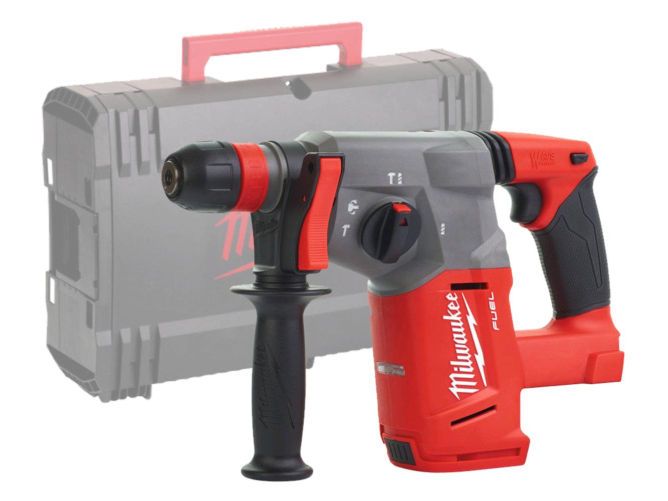 Milwaukee M18CHX 18V Fuel Brushless SDS+ 3-Mode Hammer Drill- Body Only
