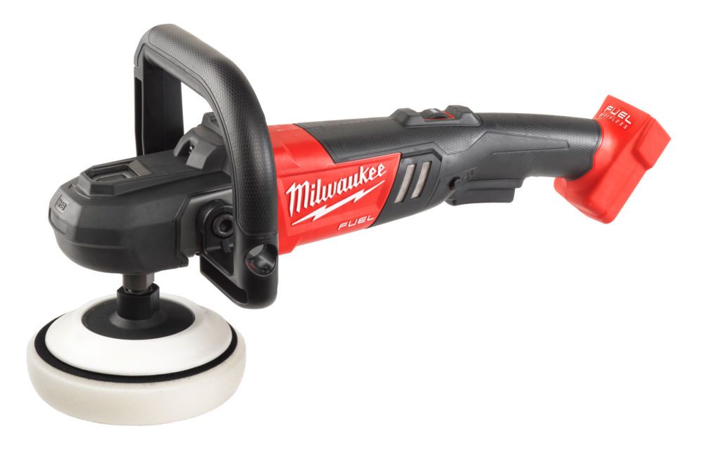 MILWAUKEE 18V CORDLESS POLISHER - M18FAP180 - BODY ONLY