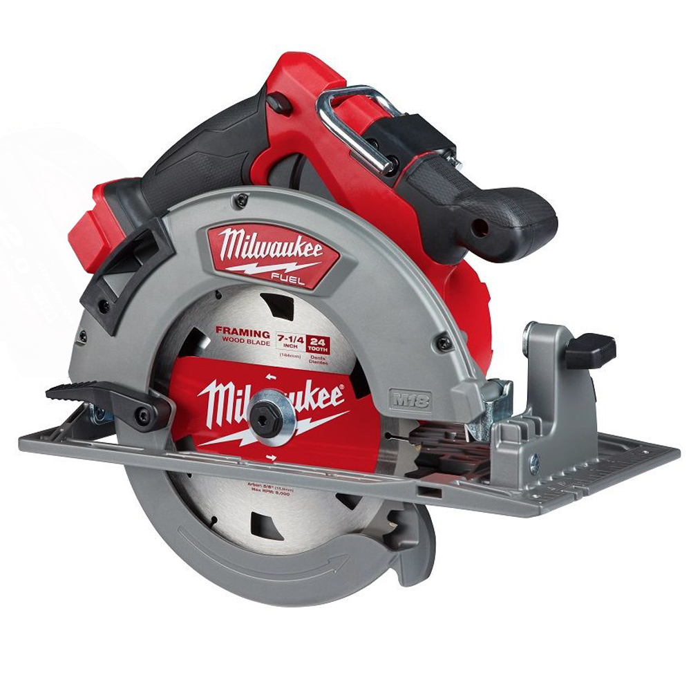 Milwaukee M18FCS66 18V Fuel 66mm Brushless Circular Saw for Wood and Plastics - Body Only