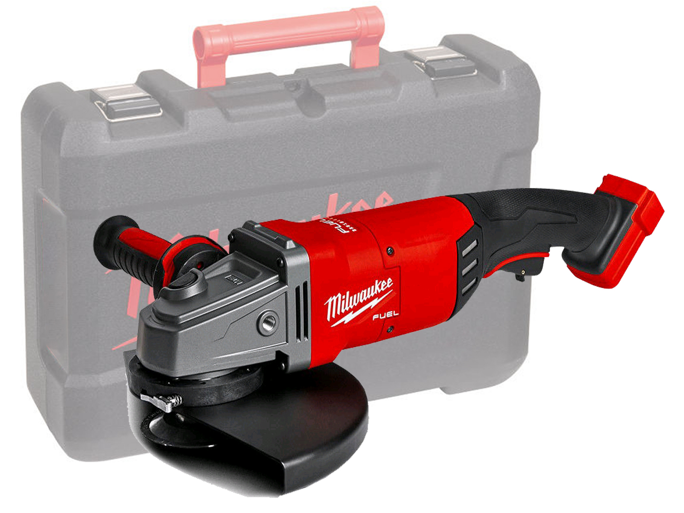 Milwaukee M18FLAG230XPDB 18V Fuel 230mm Large Breaking Grinder With Paddle Switch - Body Only