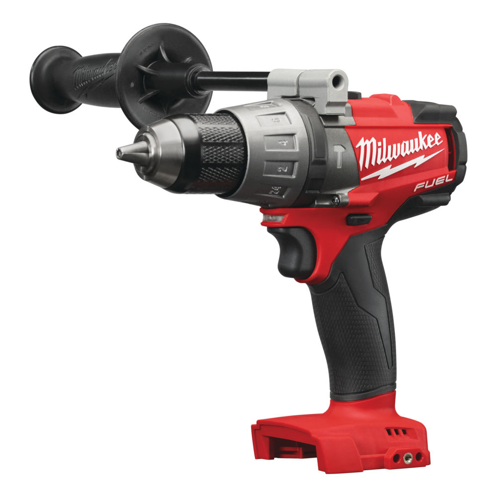 MILWAUKEE 18V BRUSHLESS COMBI DRILL - M18FPD - MACHINE ONLY