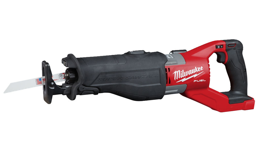 Milwaukee M18FSX 18V Fuel Super Sawzall (Reciprocating Saw) - Body Only