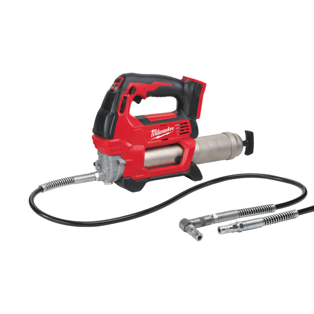 MILWAUKEE 18V HEAVY DUTY GREASE GUN - M18GG - BODY ONLY
